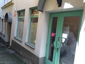 Pronájem, obchodní prostor, 40 m2, Liberec, ul. Papírová