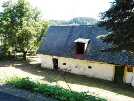 chalupa k prodeji (Prodej, chalupa, 24.266 m2, Dolní Radechová), foto 4/15
