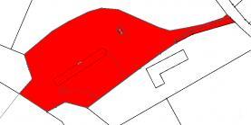mapa (Prodej, stavební pozemek, 9140 m2, Česká Lípa - D. Libchava), foto 4/4