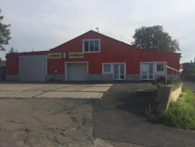 Prodej, komerční objekt, 800 m2, Velvary