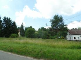 Prodej, pozemek, 1398 m2, Huntířov u Děčína