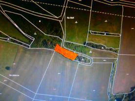 Prodej, les, 1425 m2, Teplice-Bystřany
