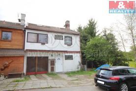Prodej, rodinný dům 5+2, Stará Rudná