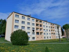 Prodej, byt 1+1,35 m2, OV, Nová Role, ul. Rolavská