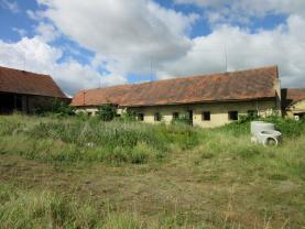 Prodej, zemědělská usedlost, 2747 m2, Mlečice-Rokycany