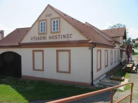 Prodej, restaurace, 1086 m2, Mlečice - Rokycany