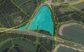 Pronájem, pozemek, CP 11.603m2, Moravská Třebová