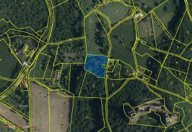 Prodej, pozemek, 3309 m2, Troskovice