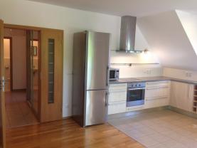 Prodej, byt 2+kk, 60m2, OV, Praha 9, rezidence