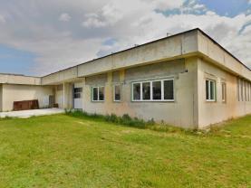 Pronájem, výrobní a skladovací objekt, 1842 m2, Ralsko