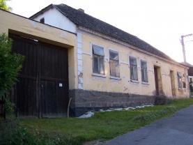 Prodej, zemědělská usedlost, 1278 m2, Radešov u Čestic
