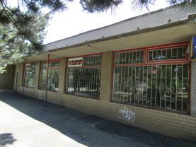 Prodej, obchodní objekt, 688 m2, Ostrava, ul. Briketářská