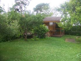 Prodej, zahrada, 507 m2, Chvaletice