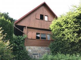 Prodej, chata 3+1, 32 m2, Holešov – Žopy