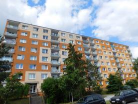 Prodej, byt 1+kk, 20 m2, Plzeň, ul. Na Kovárně