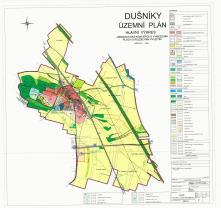 územní plán (Prodej, pozemek, 7758 m2, Dušníky), foto 3/15
