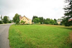 Prodej, stavební pozemek, 1089 m2, Filipov u Jiříkova