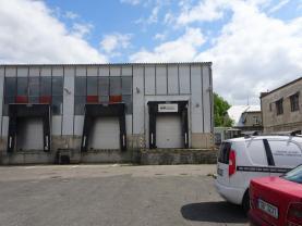 Pronájem, sklady a kanceláře, 249 m2, Praha 10 - Uhříněves