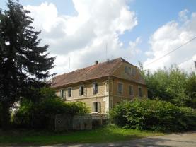 Prodej, zemědělská usedlost, 1528 m2, Poběžovice - Zámělič