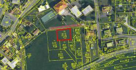 Prodej, Stavební pozemek 777m2, Osek u Rokycan