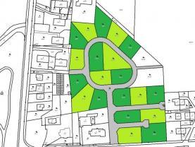 Prodej, pozemek, 842 m2, Chuchelná