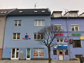 Pronájem, sklad, 43 m2, Olomouc, ul. Lazecká