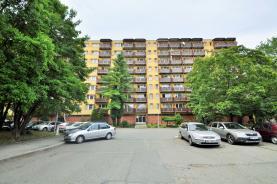 Pronájem, Byt 1+kk, 27 m², Brno - Lesná, ul. Arbesova