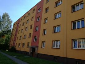 Pronájem, byt 2+1, Karviná, ul. Majakovského