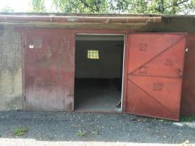 Prodej, garáž 24 m2, Ostrava- Radvanice, ul. Na Hrázkách