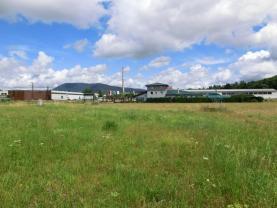 Prodej, Stavební pozemek, 1500m2, Rožnov pod Radhoštěm