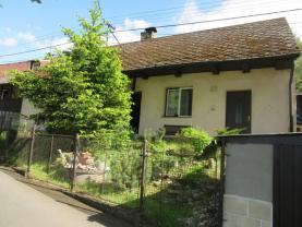 Prodej, chalupa 2+1, 528 m2, Skomelno - Rokycany