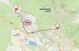 valy 2 (Prodej, stavební pozemek, 1136 m2, Valy u Mariánských Lázní), foto 4/11