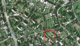 mapa (Prodej, pozemek 1210 m2, Ústí nad Labem - Střekov), foto 3/6