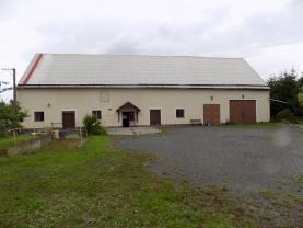 Prodej, skladového prostoru 300m2, pozemek 2088m2, Jesenice