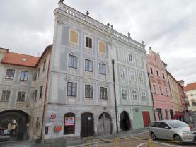 Pronájem, obchodní prostory, Jindřichův Hradec - nám. Míru