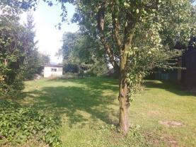 Prodej, stavební pozemek, 1680 m2, Děčín III, ul. Chlumská