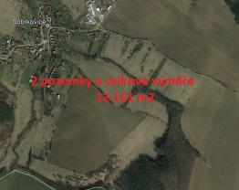 Prodej, pole, 12161 m2, Dobrkovice