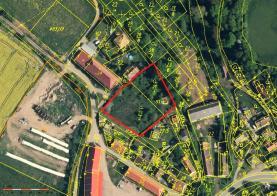 Prodej, stavební pozemek, 3185 m2, Kunějovice
