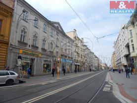 Pronájem, kancelářský prostor 145m2, Ostrava, ul. Nádražní