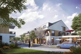 Prodej, byt 3+k, 84 m2, Vysoký Újezd, okr. Praha-Západ