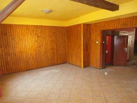 R- přední místnost (Pronájem, obchod a služby, 110 m2, Ostrava - Mariánské Hory), foto 2/9