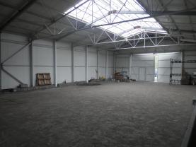 Pronájem, provozní hala, 300 m2, Ostrava - Heřmanice