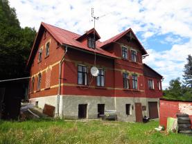 Prodej, rodinný dům 4+1, 180 m2, Kraslice - Krásná