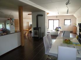 Obývací pokoj II (Prodej, mezonetový byt 4+kk, 200 m2, Fr. Lázně - Hor. Lomany), foto 4/21