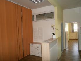 Pronájem, kancelářské prostory, 136 m2, Zlín
