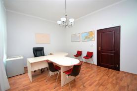 Pronájem, kancelářské prostory, 20 m2, Karlovy Vary