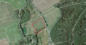 Prodej, stavební pozemek, 6007 m2, Chudenice