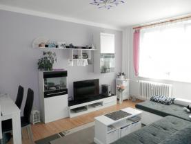 Prodej, byt 2+kk, 52 m2, OV, Toužim, ul. Sídliště