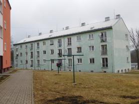 Prodej, byt 2+1, 51 m2, Horní Slavkov, ul. Zahradní