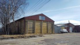 Pronájem, skladové prostory, 200 m2, Karviná